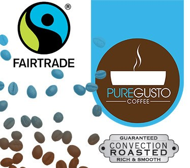 FairTrade Dark Italia Coffee Beans